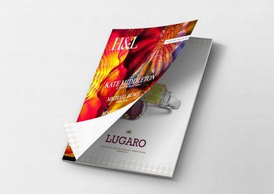 H&L Magazine Vancouver Graphic Design