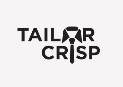 Tailor Crisp Vancouver logo design