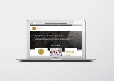 CRIC. Vancouver web design