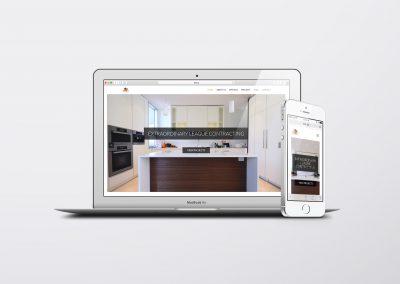 EXLE Vancouver Web Design