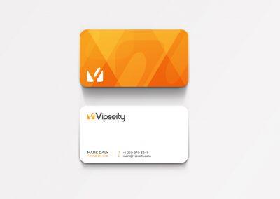 Vipseity Vancouver Graphic Design