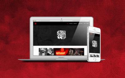 Responsive Website Design for Susur Lee